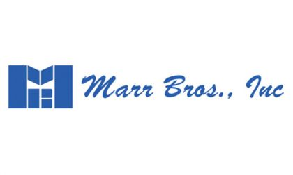 Marr Brothers logo