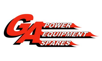GA Power Equipment Spares logo