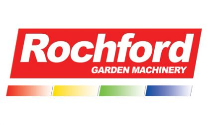 Rochford Garden Machinery logo